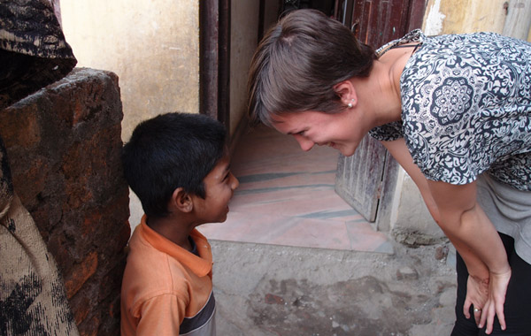 orphanage volunteer work in Nepal