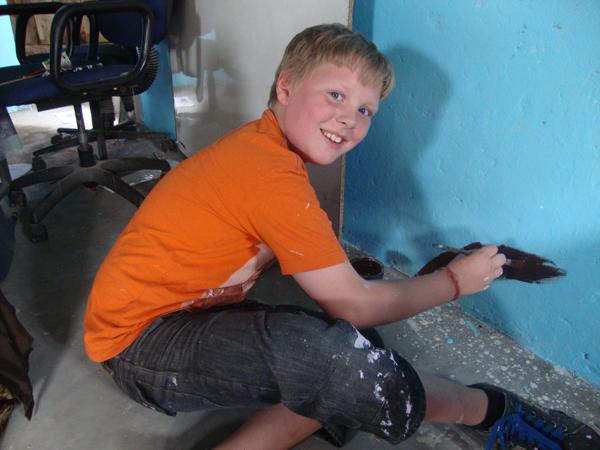 Teen-Volunteering-in-Delhi-India-with-volsol