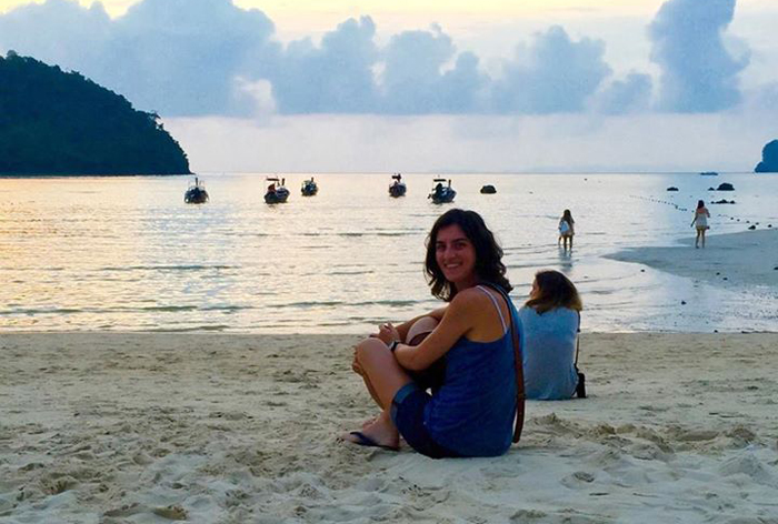 volunteer travel in Thailand