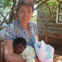 Birgit Jasperen Kenya Orphanage 2014