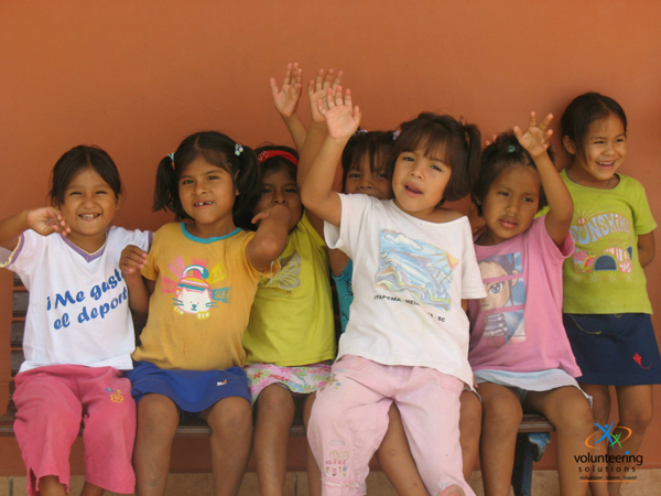 Volunteer In A Childcare Program This Children's Day