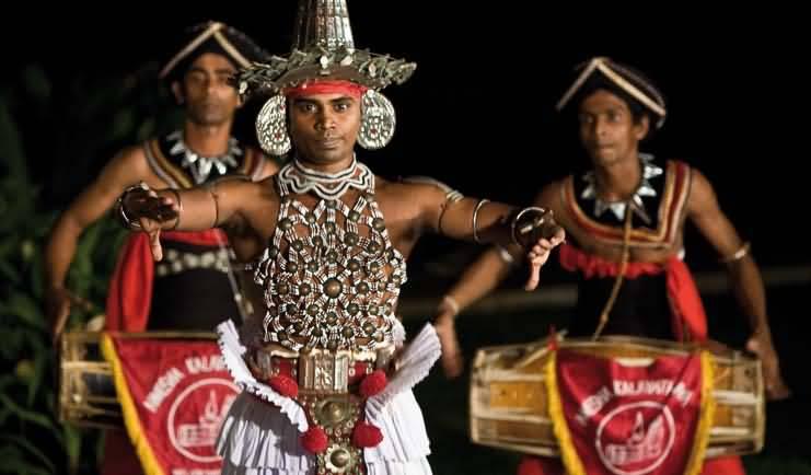 Sri lanka dance form