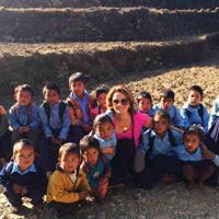Tulin Arsalan Nepal Orphanage 2015