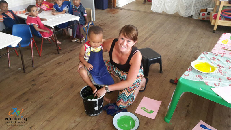 Volunteer In South Africa – List Of Tasks in Different Projects