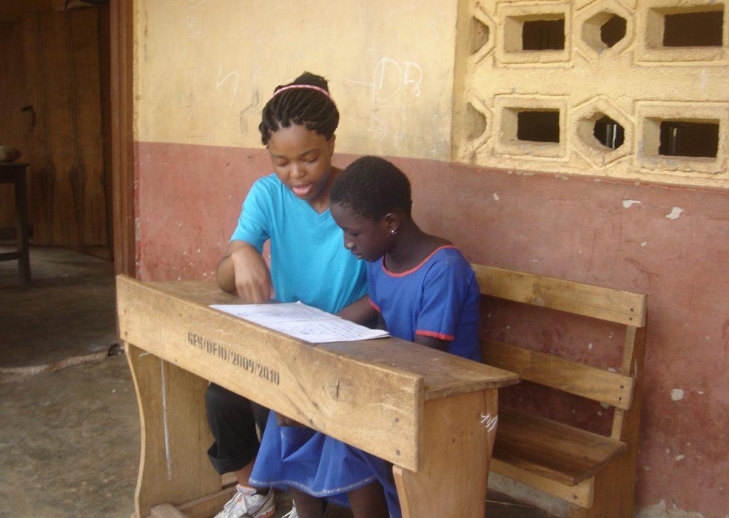 girl education Ghana