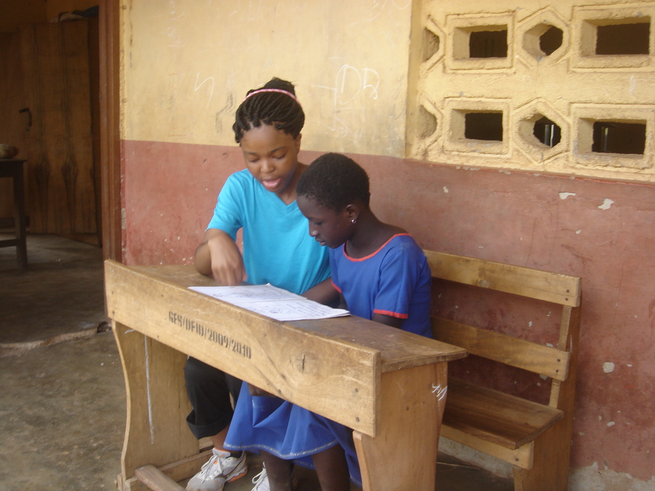 girl education Ghana