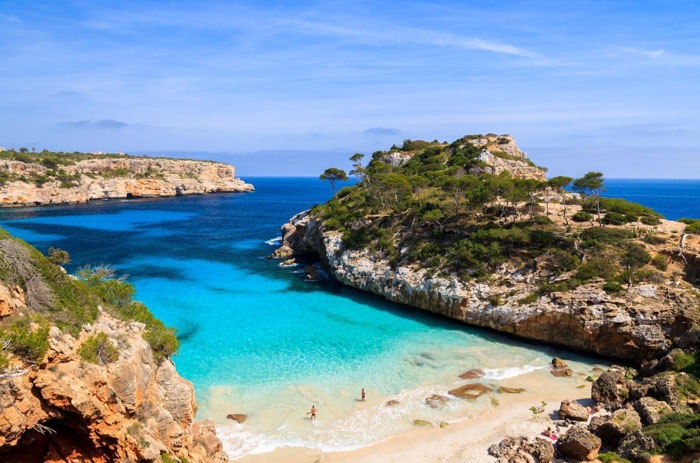 beaches-in-the-balearic-islands-beautiful-beach-bay-azure-sea-water-cala-des-moro-majorca-island-spain