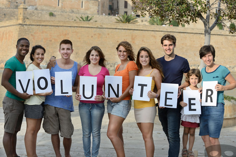 Volunteer With Your Family