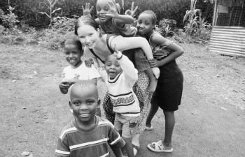 volunteer abroad Africa with volsol