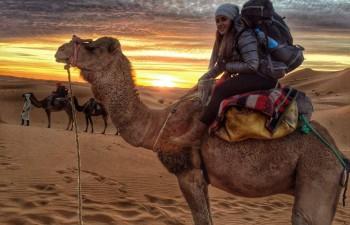 volunteer travel in Morocco