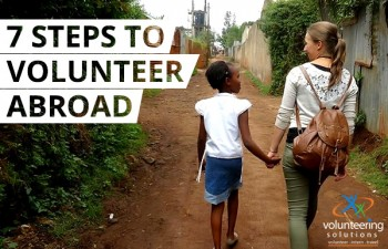 How To Apply For Volunteer Abroad Program – Infographic