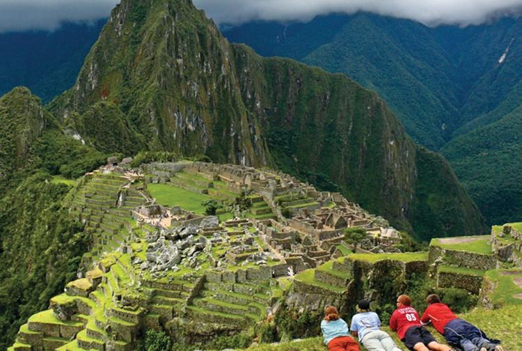 machu_picchu in Peru