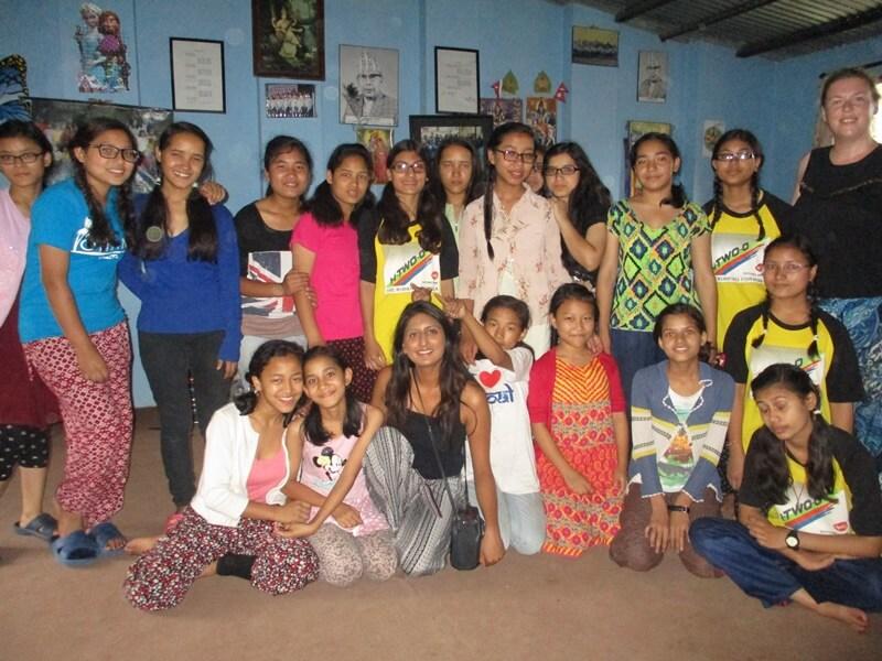 Women empowerment Nepal
