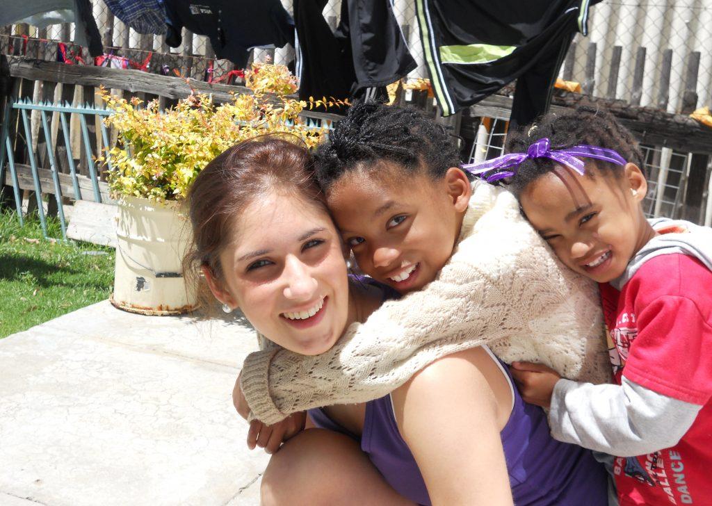 short term volunteer in south africa