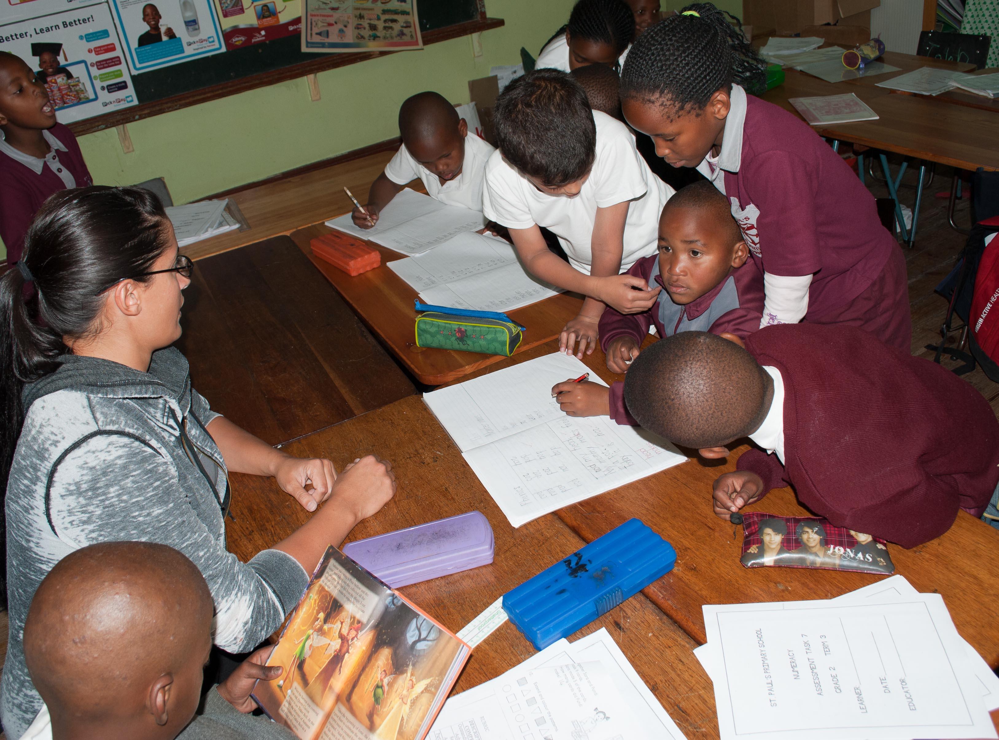 teaching volunteer work south africa