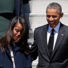 Obama's daughter Malia Obama
