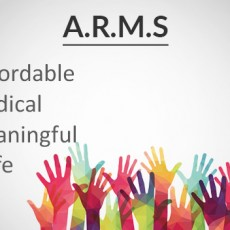 Meaning of ARMS in Volunteering