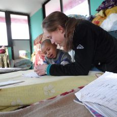 Teaching volunteer program in Nepal