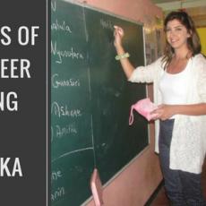 Teaching Volunteer Work in Sri Lanka