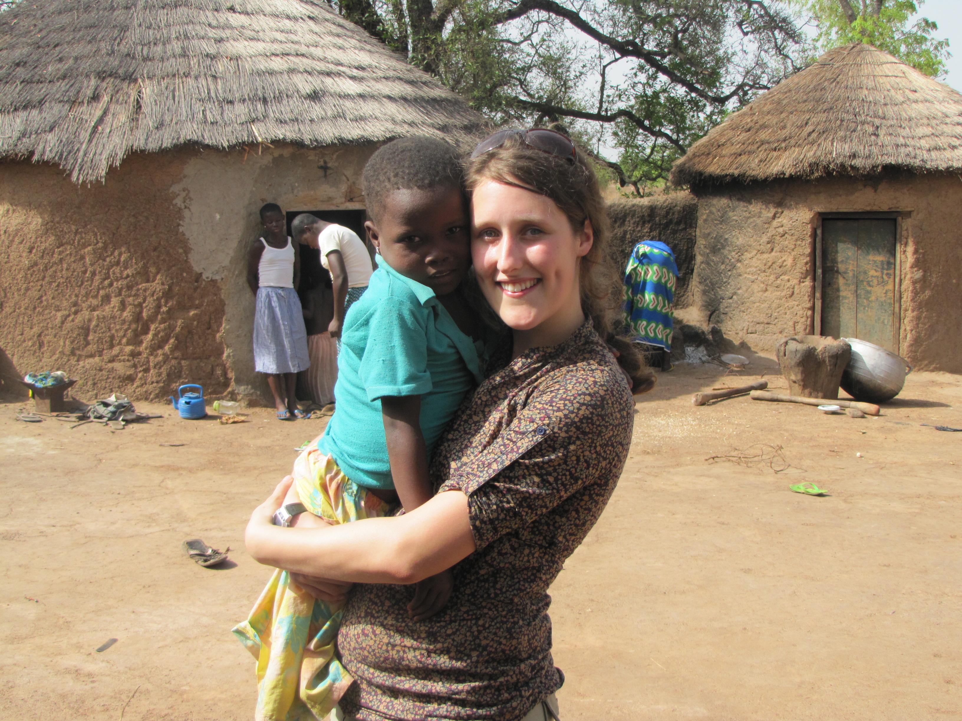 Experience Volunteering in Ghana – In 2 Minutes