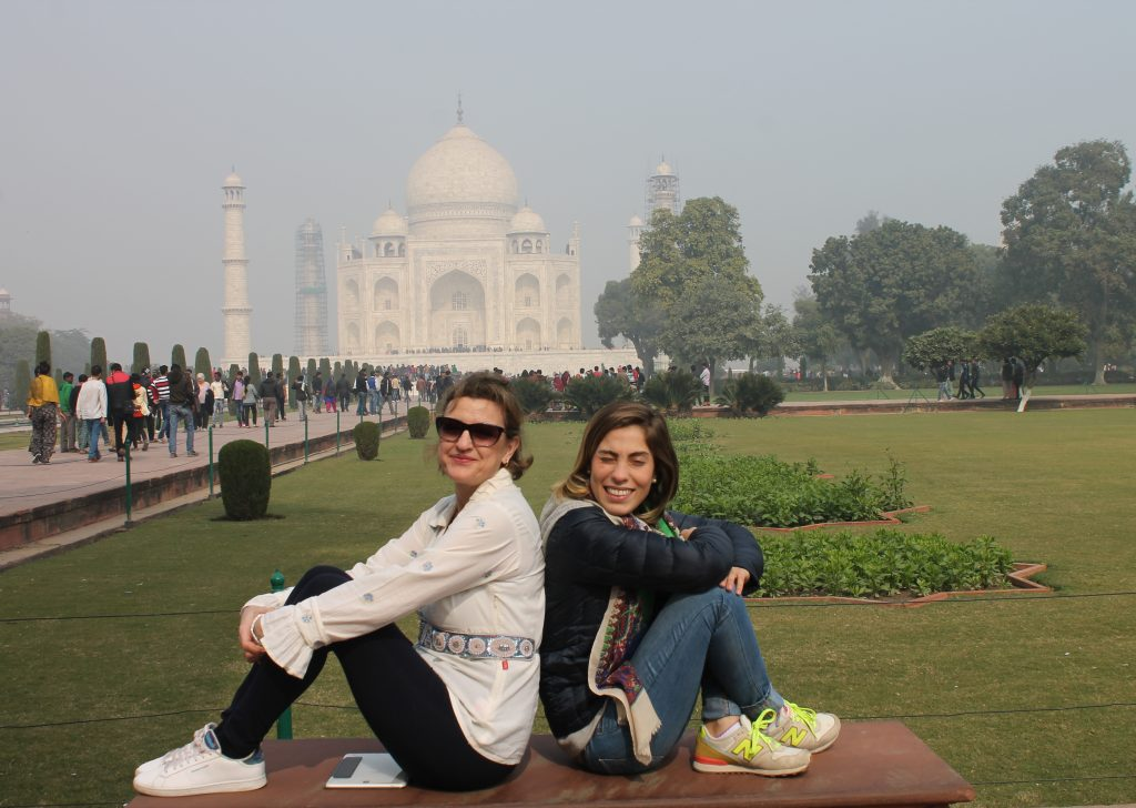 India volunteer abroad project
