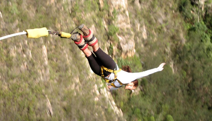 adventure sports in south africa