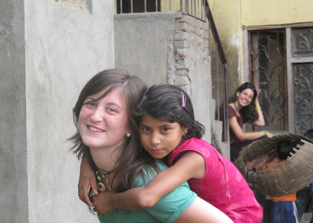 nepal volunteer abroad project