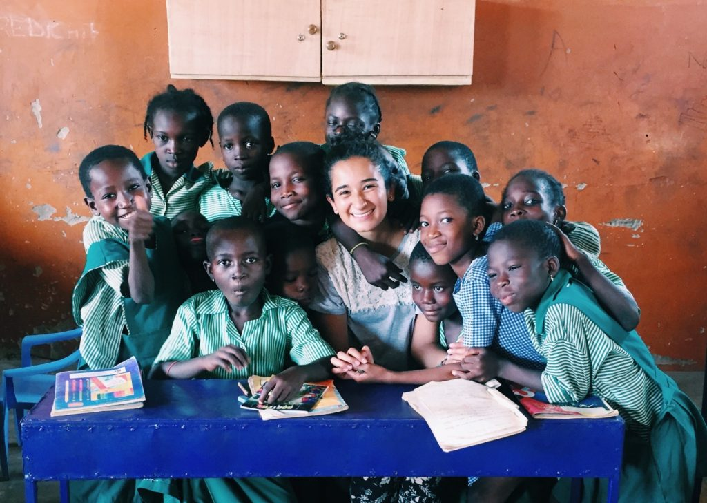 Ghana volunteer abroad projects