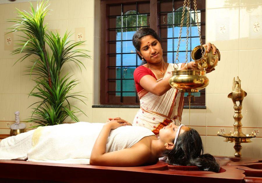 Ayurvedic massage in kerala