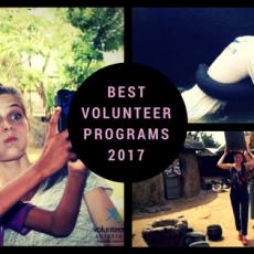 Volunteer Opportunities Abroad In 2017