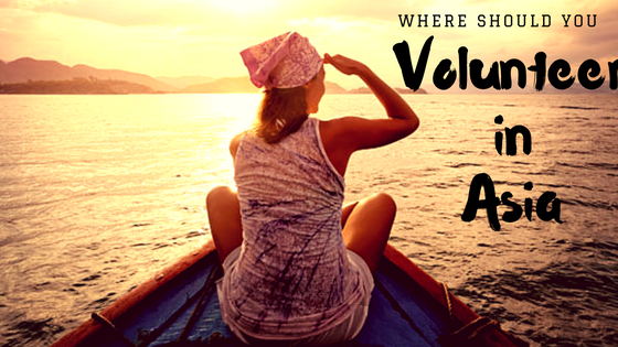 Quiz: Where Should You Volunteer in Asia in 2017?