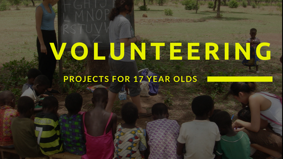 Volunteer Abroad Programs For 17 Years Old | Teen Volunteering