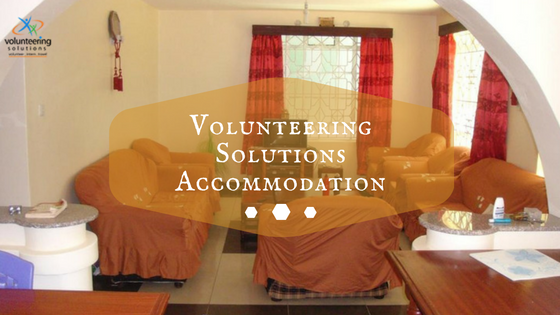 Highlights of Volunteering Solutions Accommodation