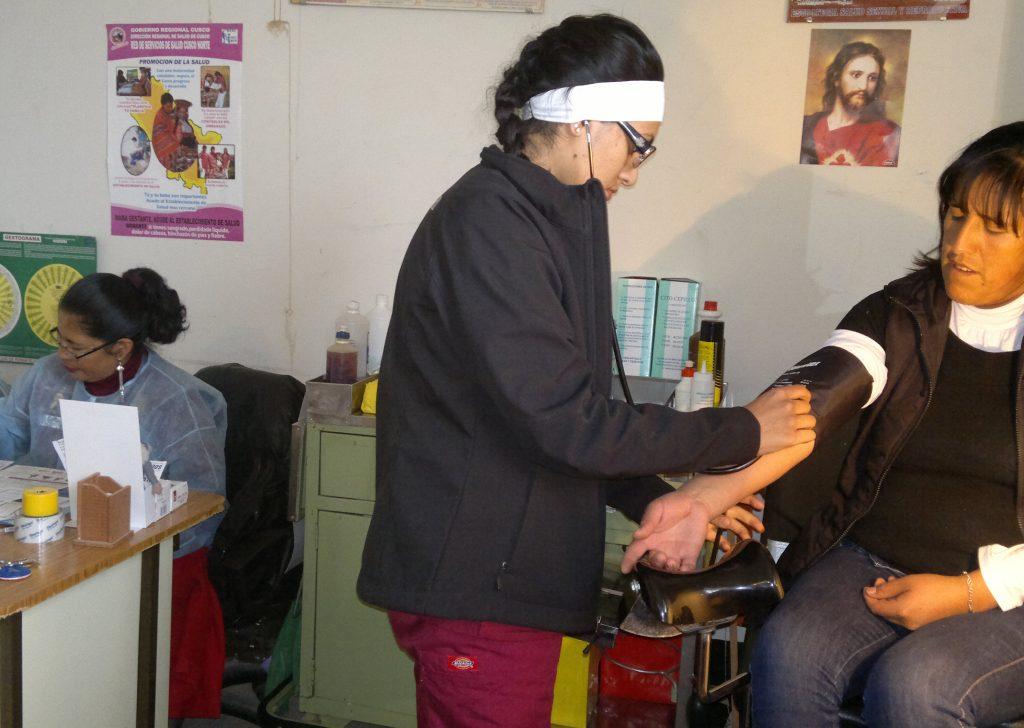 medical internship peru