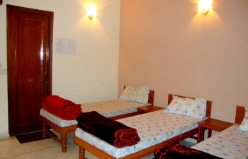 accommodation in Delhi India