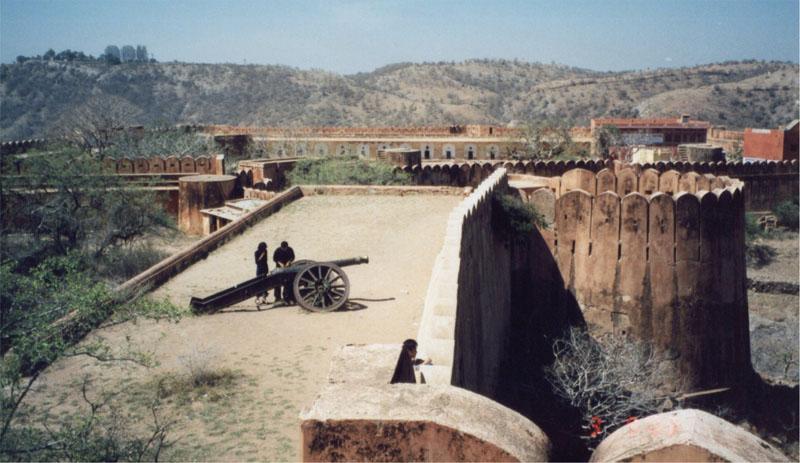Jaigarh palace Jaipur