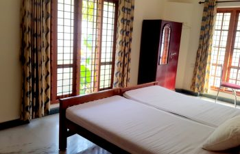 volunteer house in Kerala