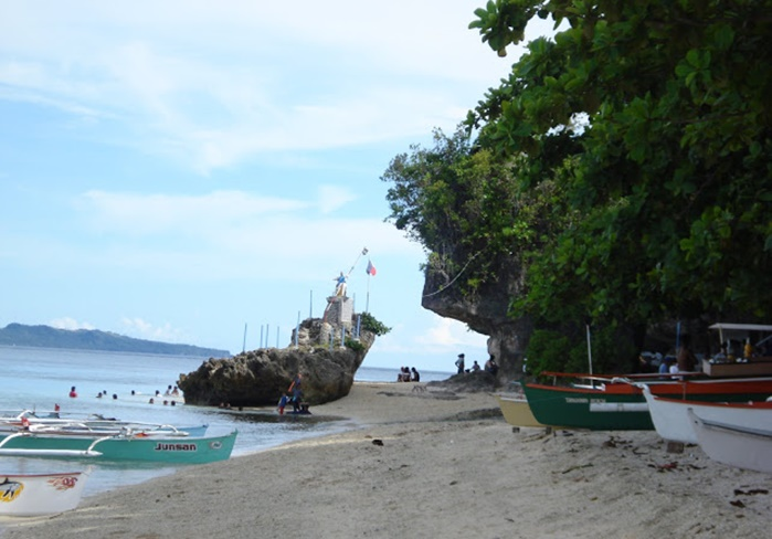 Padre Burgos in Southern Leyte, Philippines