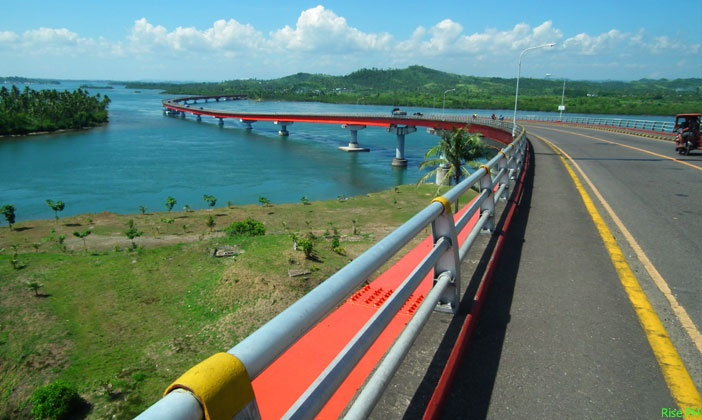 San Juanico Bridge philippines