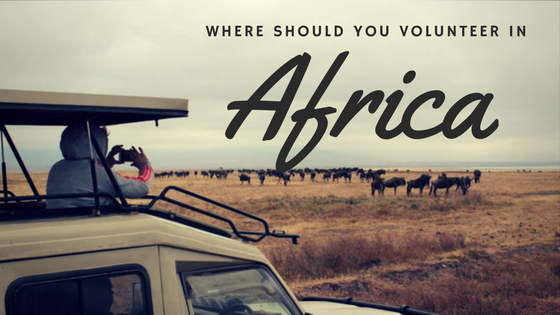 Quiz: Where Should You Volunteer In Africa in 2017?