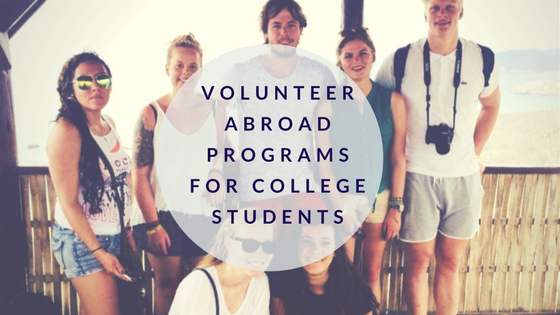Affordable Volunteer Abroad Programs For College Students