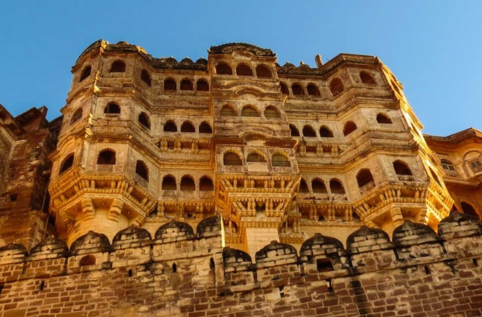 Jodhpur fort, Rajasthan