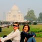 volunteer journey in India