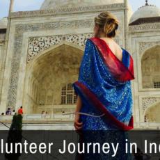Volunteer Journey in India