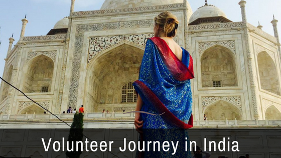 Volunteer Journey in India with Volunteering Solutions