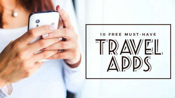 Free Travel Apps To Download Before Leaving For A Volunteer Trip