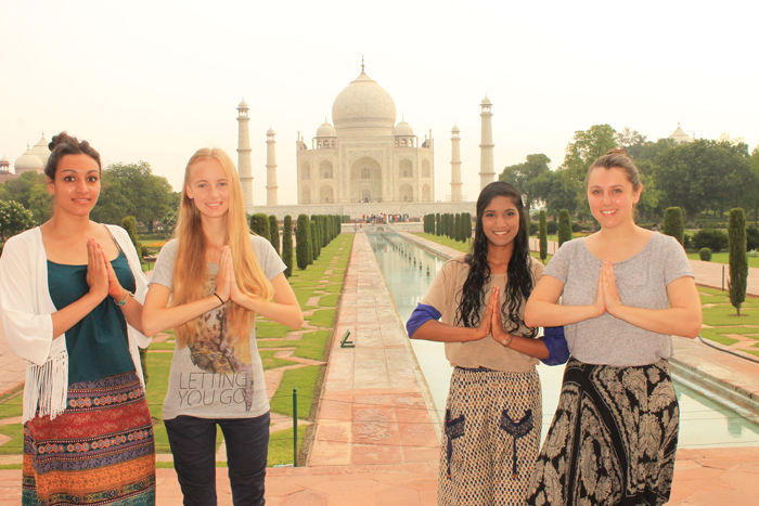 Summer volunteer program in India