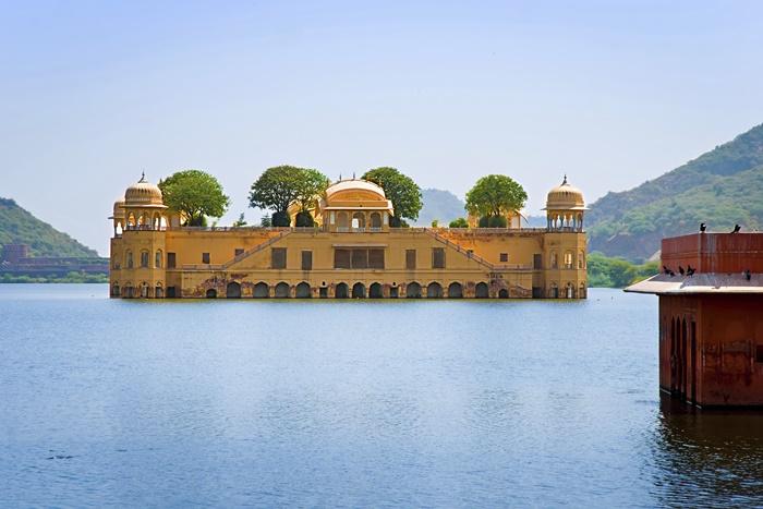 Jal Mahal Jaipur, Rajasthan, India