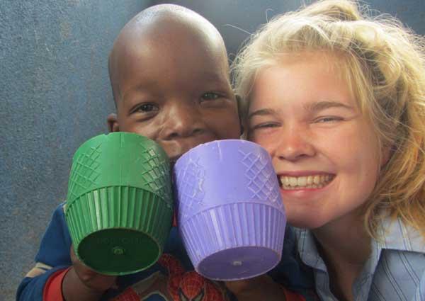 summer volunteer in Tanzania