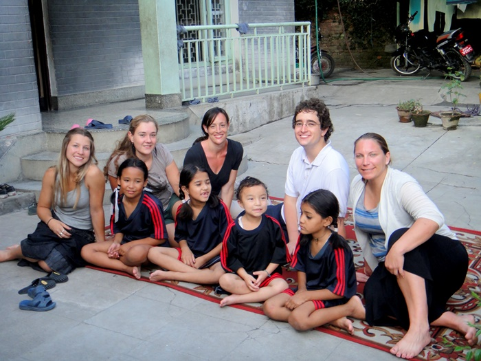 Volunteer at an orphanage in Nepal